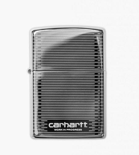 Carhartt Carhartt Zippo Lighter Steel Silver