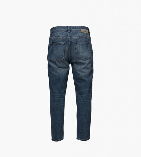 Won Hundred Ben Soft Medium Blue Jeans