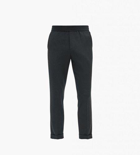 Filippa K Filippa K M. Terry Gabardine Cropped Trouser Dark Spruc