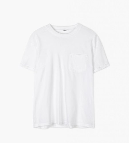 Filippa K Filippa K M. Single Jersey Pocket Tee White