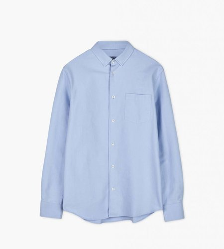 Filippa K Filippa K M. Tim Oxford Shirt Light Blue