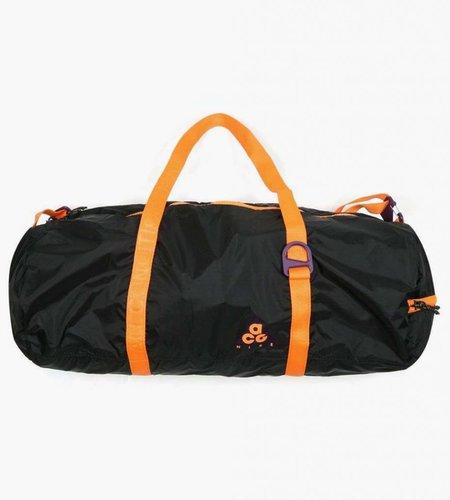 Nike Nike ACG Packable Duffle Bag Night Purple Black Bright Mandarin