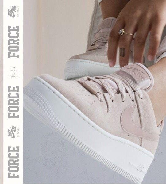 cb6710e8d3 Blog - Nike Air Force 1 x Jorja Smith - Baskèts Stores Amsterdam
