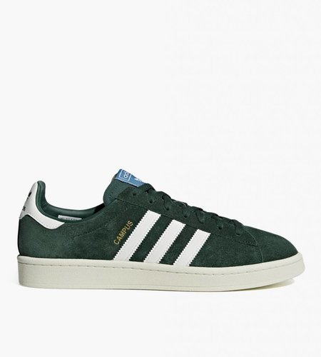 Adidas Adidas Campus Collegiate Green Running White Cream White