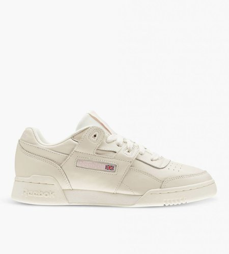 Reebok Reebok Workout Lo Plus White