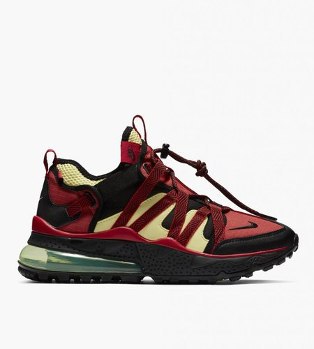 Nike Nike Air Max 270 Bowfin Black University Red lt Zitron