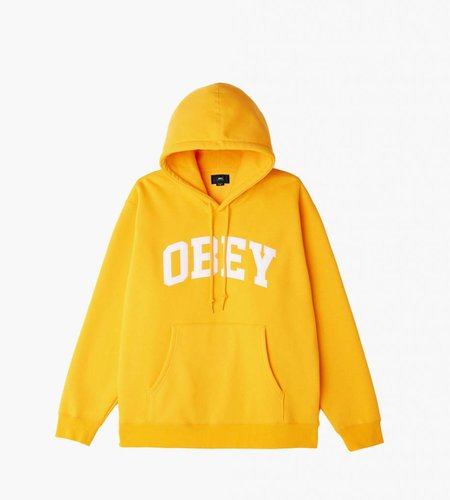 Obey Obey Collegiate Hood Gold