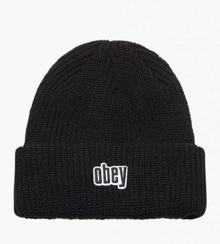 Obey Obey Jungle Beanie Black