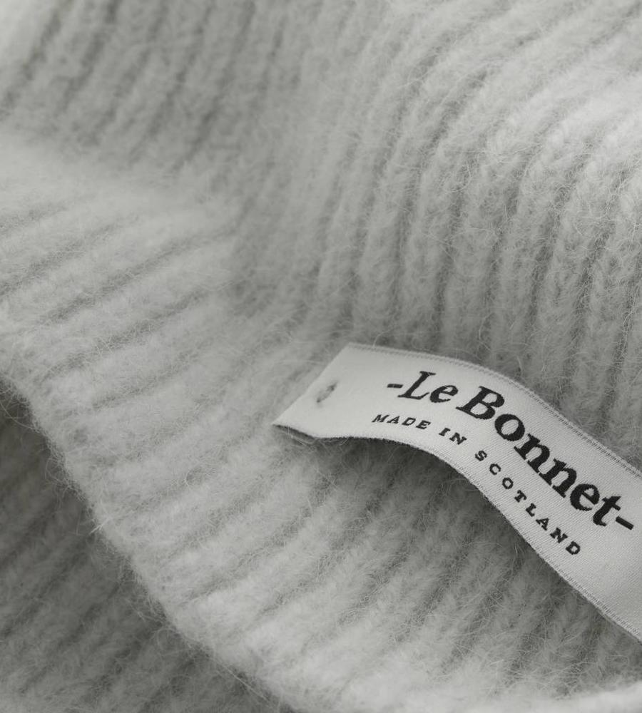e8da91bfb72d3 Le Bonnet Beanie Silver - Baskèts Stores Amsterdam