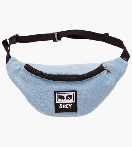 Obey Obey Wasted Hip Bag Denim