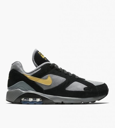 Nike Nike Air Max 180 Cool Grey Wheat Gold Black