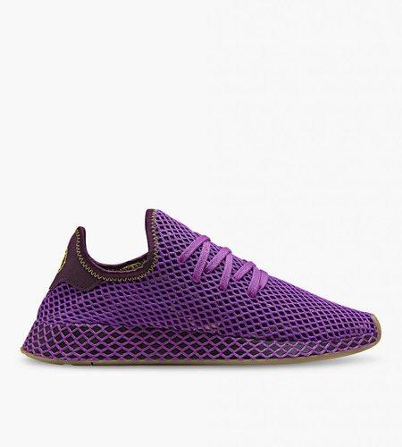"Adidas Dragonball Z X Adidas Deerupt Runner ""Son Gohan"" Shock Purple"
