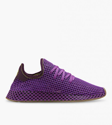 "Adidas Dragonball ZX Adidas Deerupt Runner ""Son Gohan"" Shock Purple"