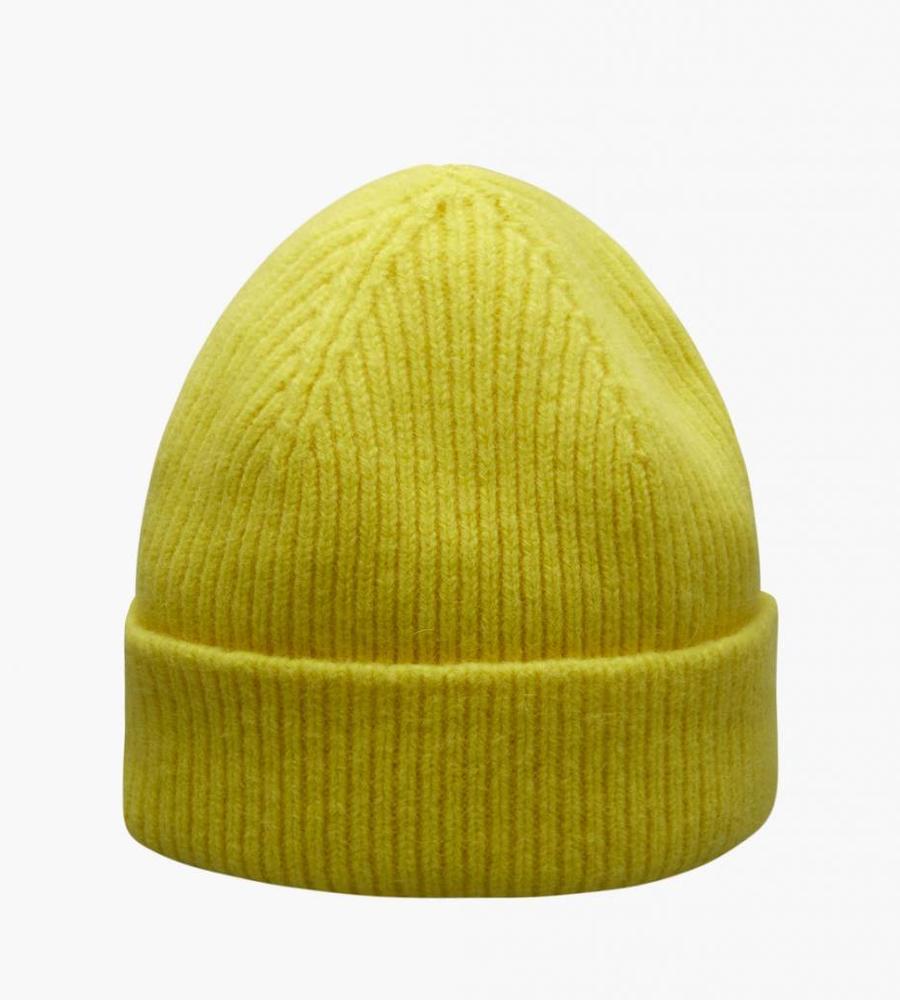 5362c9d59d03d Le Bonnet Beanie Acid Yellow - Baskèts Stores