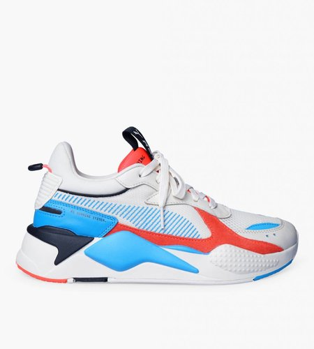 PUMA Puma RS-X Reinvention Whisper White Red Blast