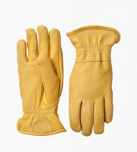 Hestra Hestra Deerskin Natural Yellow