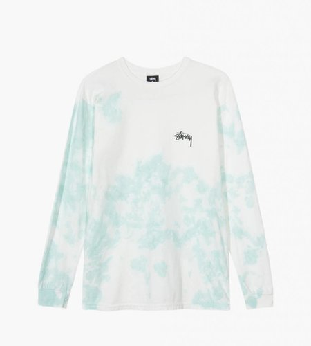 Stussy Stussy Small Stock TDLS Tee Natural Blue