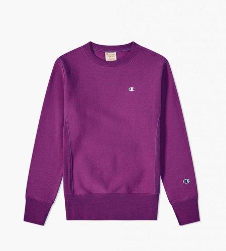 Champion Champion Crewneck Sweatshirt Purple