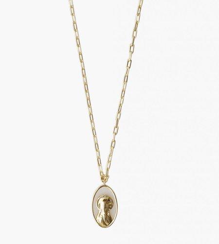 Golia Golia Dainty Mary Cable Necklace