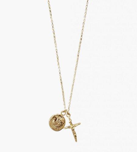 Golia Golia Holy Rose Necklace