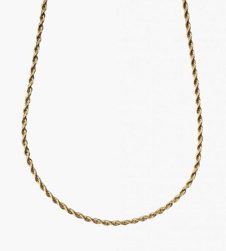 Golia Golia Twisted Necklace