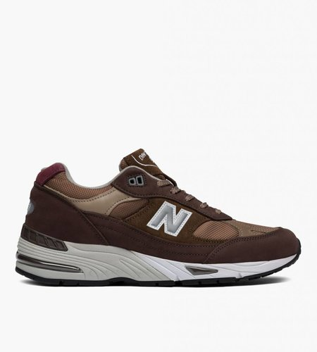 New Balance New Balance M991NGG Brown
