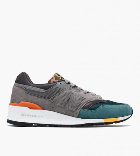 New Balance New Balance M997NM Gray Green