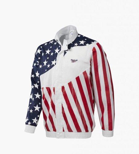 Reebok Reebok Hush Olympic Track Jacket White