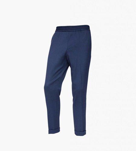 Filippa K Filippa K M. Terry Gabardine Cropped Trousers Flag Blue