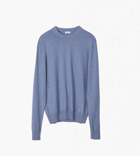 Filippa K Filippa K M. Cotton Merino Sweater Paris Blue