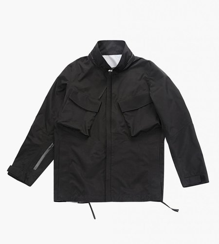 Nilmance Water Resistant System Cotton Shell Black