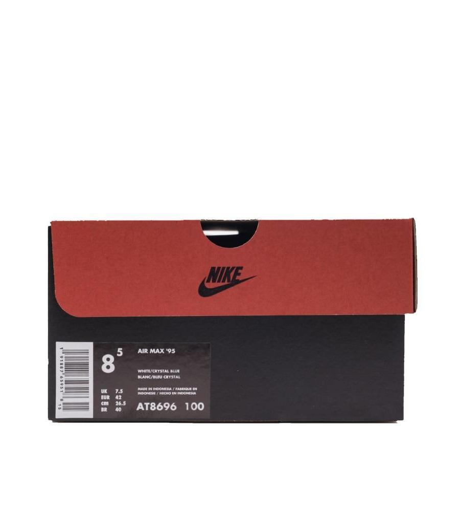 Nike Air Max 95 White Crystal Blue - Baskèts Stores Amsterdam 36ef0ba51