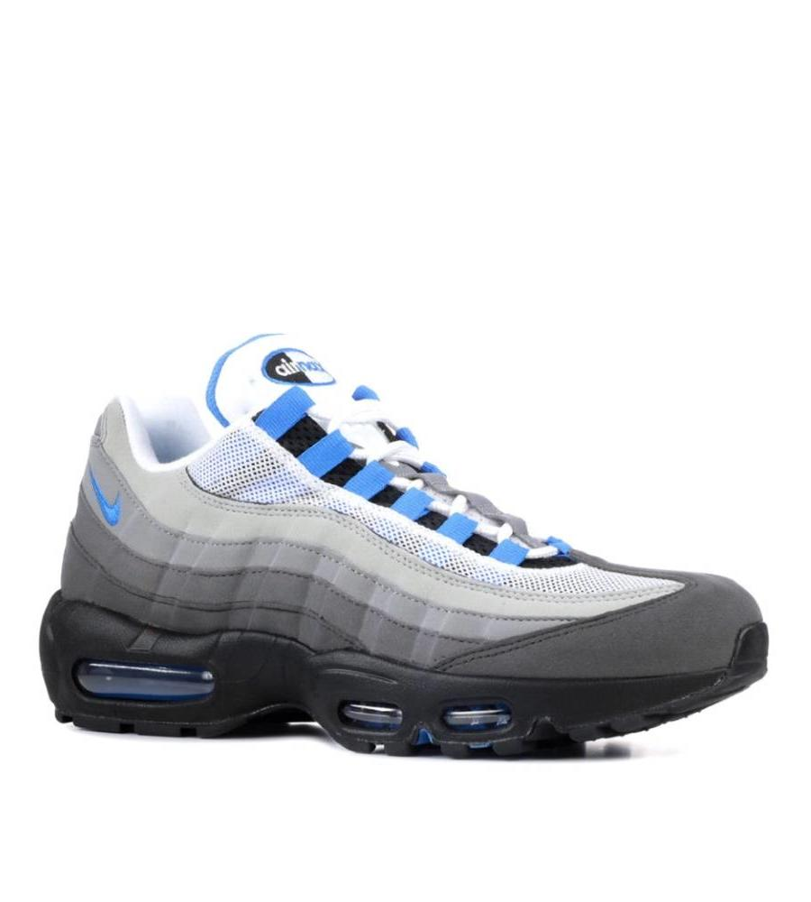 Nike Air Max 95 White Crystal Blue - Baskèts Stores Amsterdam 4b3f27999297