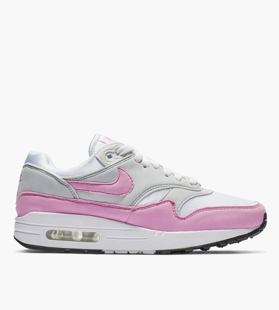 b2bd9fff8cd5 Nike Wmns Air Max 1 Essential White Psychic Pink - Baskèts Stores ...