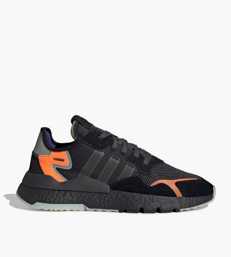 Adidas Adidas Nite Jogger Core Black Carbon Active Blue