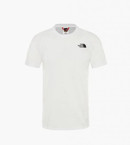 The North Face The North Face M S/S Rag Si Do Tee TNF White