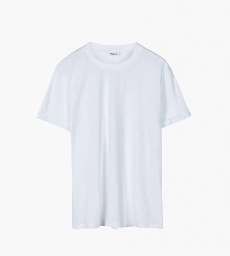 Filippa K Filippa K M. Heavy Single Jersey Roll Up White
