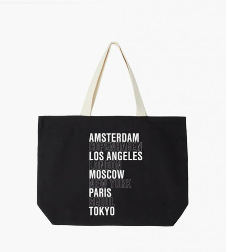 Obey Obey Into. Cities Bag Black