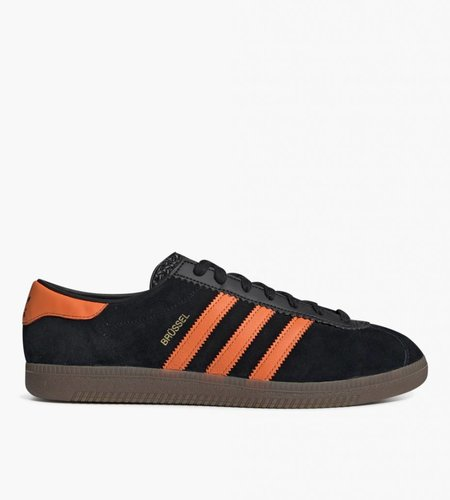 Adidas Adidas Brussels Core Black Orange Gold Met