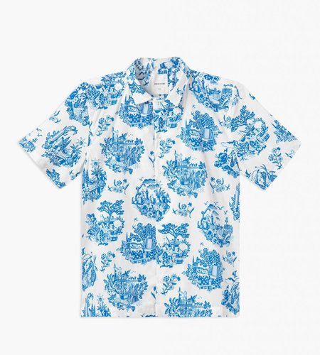 Wood Wood Wood Wood Brandon Shirt Tourist Off White