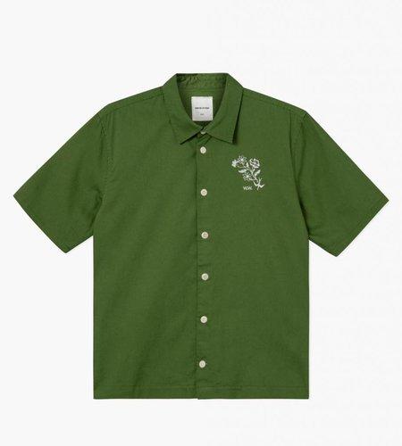Wood Wood Thor Shirt Green