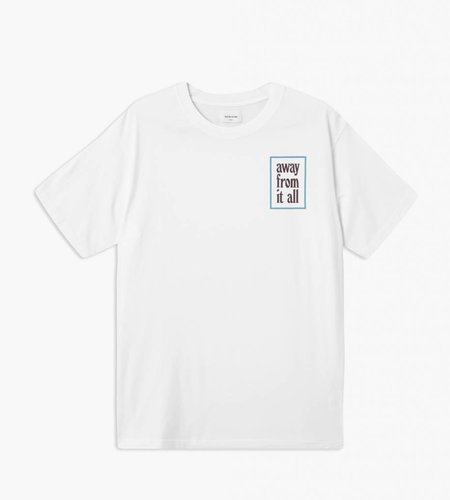 Wood Wood Wood Wood Pawel T-shirt Bright White