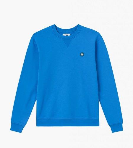 Wood Wood Tye Sweatshirt Bright Blue