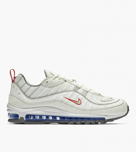 Nike Nike Air Max 98 Summit White Metallic Silver