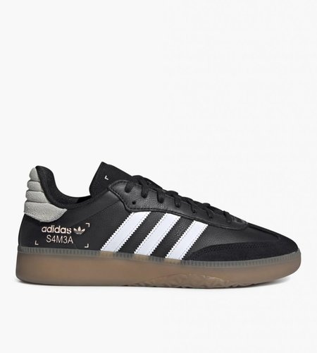 Adidas Adidas Samba RM Core Black White Clear Orange