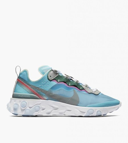 Nike Nike React Element 87 Royal Tint Black Wolf Grey Solar Red