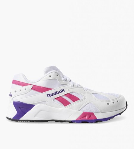 Reebok Reebok Aztrek White Rose Cobalt Purple
