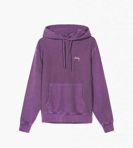 Stussy Stussy Stock Logo Hood Purple
