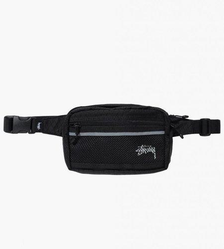 Stussy Stussy Diamond Ripstop Waist Bag Black