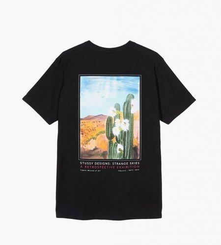 Stussy Stussy Cactus Sky Tee Black